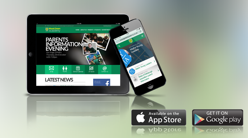 Our App is now available