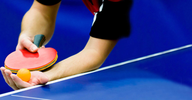 Table Tennis National Finals