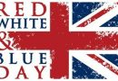 Red, White and Blue Day – £1252.72 raised!