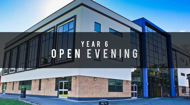 Year 6 Open Evening