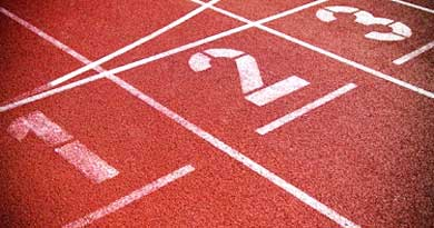Indoor Athletics Competition Cancelled