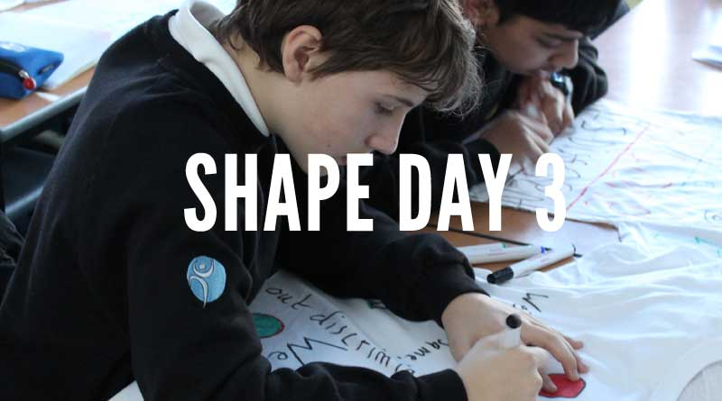 Shape Day 3