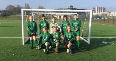 U13 Girls Football News!