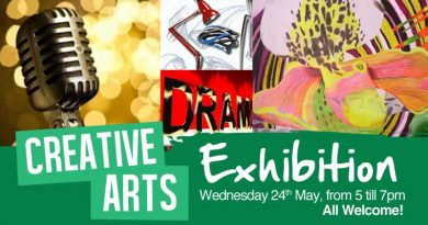 Creative Arts Exhibition