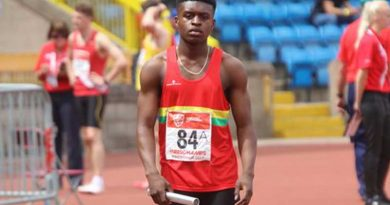 English Schools Athletics Championships