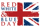 Red, White and Blue Day