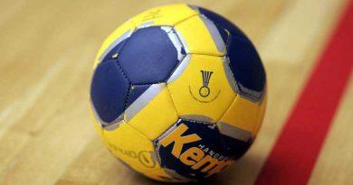 U13 Boys Handball Team