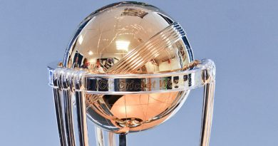 The Cricket World Cup