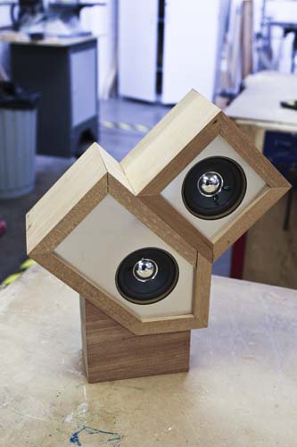 Aqa Product Design A S Level Speaker Project Wood