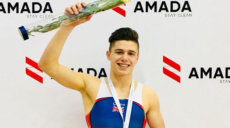Jaydon Paddock – European Champion 2018