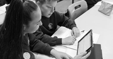 Digital Learning and Online Safety