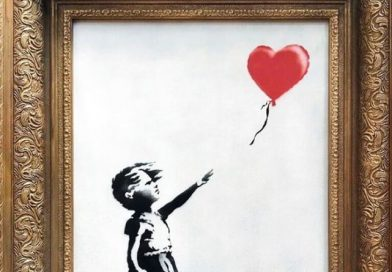 Banksy shredding video reveals how £1m Girl With Balloon stunt was pulled off