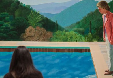 David Hockney painting fetches record £70m at auction